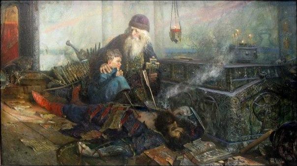 Неясное время. Павел Рыженко