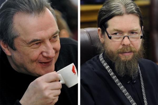 Тихон Шевкунов и Алексей Преподаватель об исторической правде и художественном вымысле