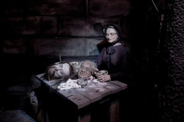 Открыта тайна смерти мадам Тюссо