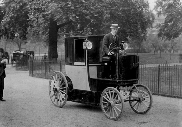 Целая история лондонского такси: 15 моделей и не только