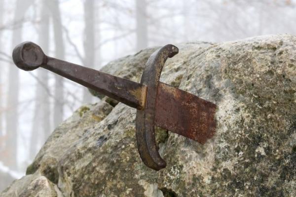 В Британии, вероятно, нашли легендарный Камелот