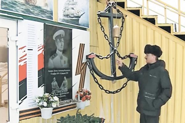 На Алтае произошел дебош из-за мемориальной доски в память о Колчаке
