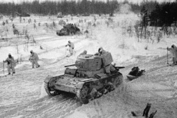 75 лет назад завязалось контрнаступление советских войск под Москвой