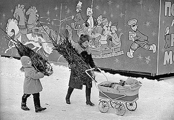 Симпатичные хлопоты. СССР. 1960-е.