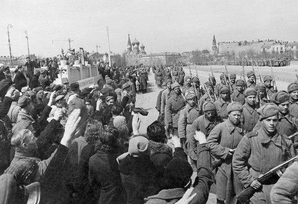 Москва. 1943 г.