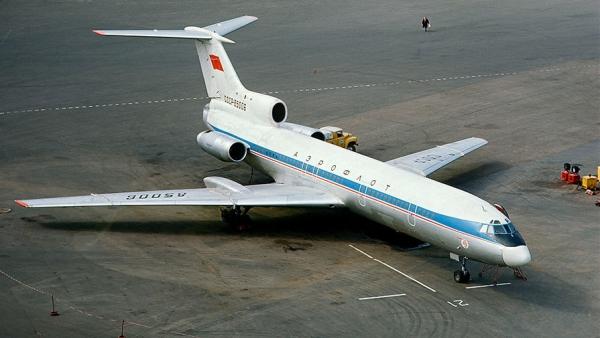 «Мы находили Ту-154 острием прогресса»