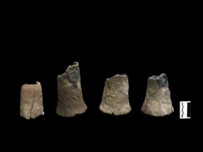 Древние плавильные печи отысканы в Монголии