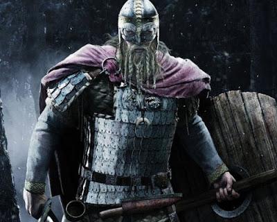 Археологи в Дании отыщи могилу вождя викингов