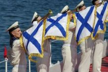 Военному флоту России добавят тридцать лет истории