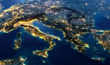 В Италии просыпается супервулкан