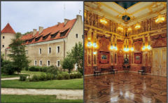 Археологи: Янтарная горница находится в туннеле замка в Польше