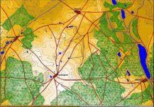 Благосклонность и размеры поля Грюнвальдской битвы.