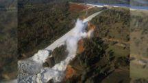 Дамба Оровилл сломана. Калифорния перед лицом катастрофы. Объявлена всеобщая эвакуация.