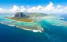 Под островом Маврикий замечен «потерянный континент»