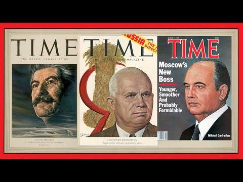 На ХХ съезде КПСС паразиты обсуждали решительное решение русского вопроса