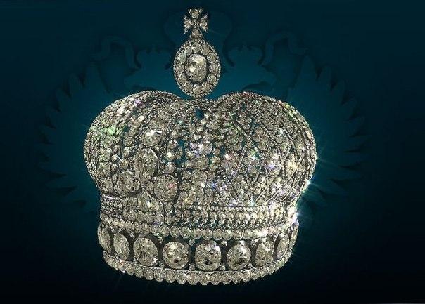 Небольшая императорская корона