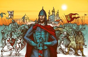 Британский историк Джон Феннел о политике Александра Невского.