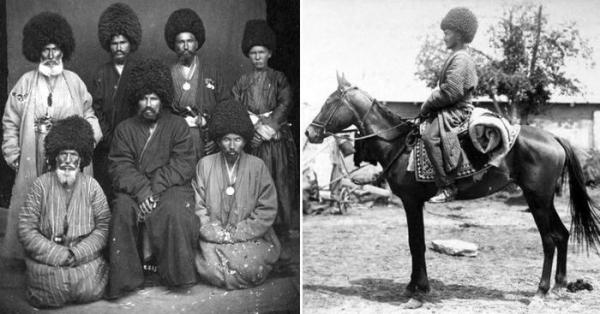 1877. Первоначальный поход Русской армии в Туркмению