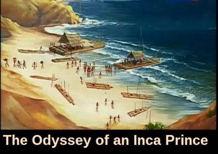 Terra X. На плотах к острову Пасхи. Одиссея принца инков / Terra X. Rafting to Rapa Nui. The Odyssey of an Inca Prince (2003)
