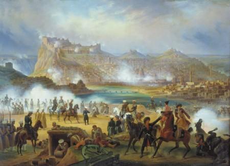 Русско-Турецкая Брань 1768-74 года (2014)