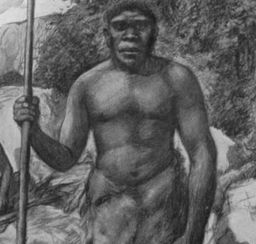 История антропологии: Родезийский человек  (2017)