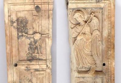 Отыщи редкую икону из слоновой кости