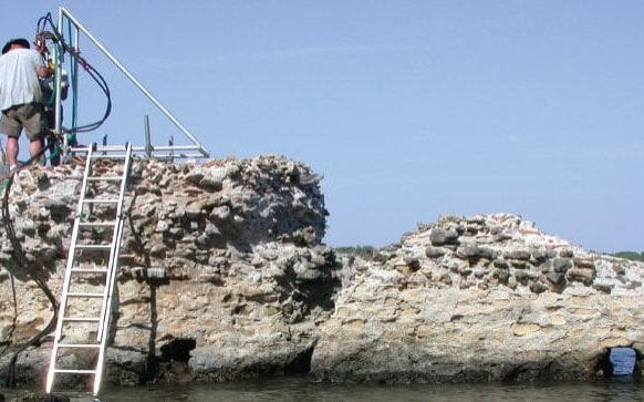 Открыт секрет долговечности древнеримского бетона