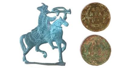 Старую игрушку нашли археологи в центре Москвы