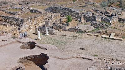 Под Керчью раскопали погреба древних римлян