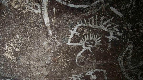 Доколумбовы рисунки открыли душу индейцев