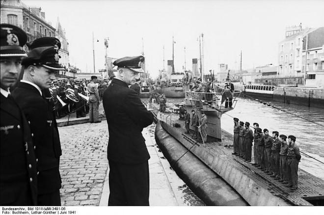 «Волчьи станицы» Гитлера: как немцы воевали под водой