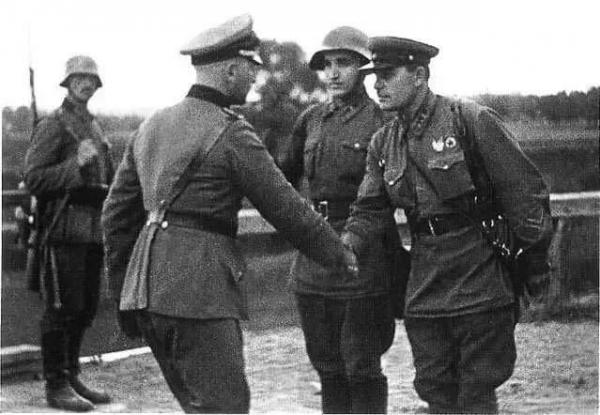 Как Алая Армия и Вермахт сотрудничали перед началом войны