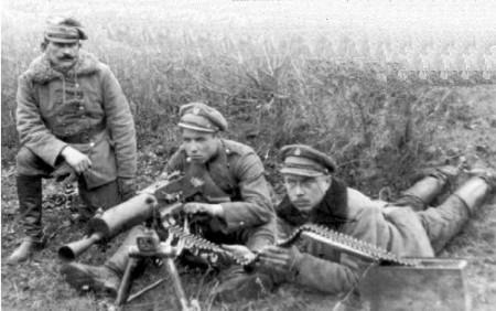 Советско-польская брань 1919-1920 гг. и судьба пленных красноармейцев  (2017)
