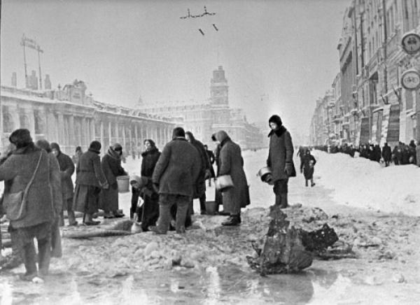 Блокада Ленинграда. Кому она была необходима?