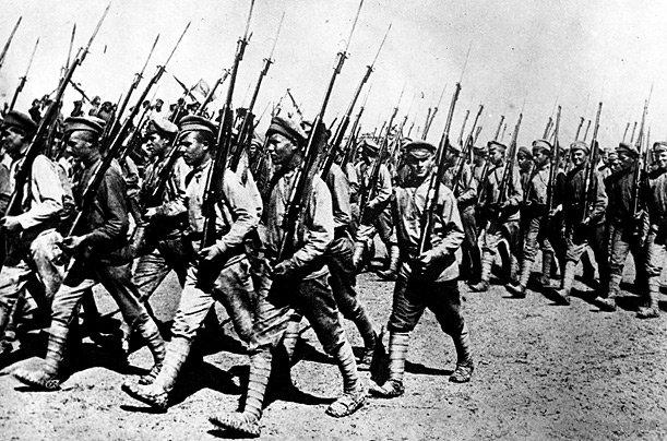 Какая битва была самой кровавой на Штатской войне в России