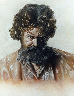 Малюта Скуратов (Григорий Малюта Лукьянович Скуратов-Бельский).