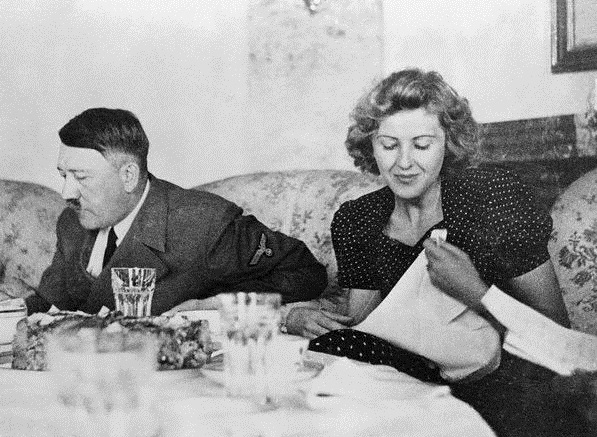 Отчего Гитлер женился именно на Еве Браун