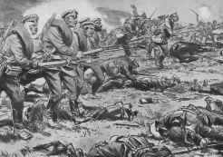 «Штурм мертвецов»: как русские солдаты в 1915 году обороняли крепость Осовец