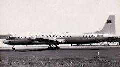 Ил-18: летальное пике в Кольцово