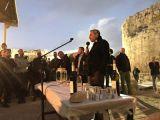 В погребах дворца царя Ирода археологи заметили винное хранилище