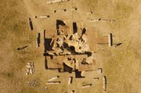 Археологи отыщи в Монголии древний комплекс с загадочными надписями