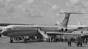 «Я летал на Ил-62»: 55 лет советской преданию