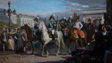Олег Соколов. Битва под стенами Парижа и отречение Наполеона