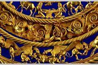 Сокровища древнейшего царя скифов отворил археолог в Туве