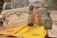 В Перми на чердаке бывшей земской аптеки отыщи клад