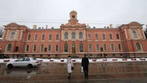 В Тимирязевке новоиспеченный декан
