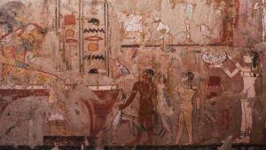 Секреты Египта: археологи раскопали древнюю гробницу