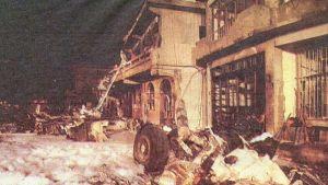 Крушение на Тайване: как A300 рухнул на жилой район