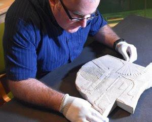 Ученые отыщи неизвестное изображение женщины-фараона