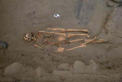 Археологи бывальщины потрясены находкой в древних захоронениях на побережье Перу